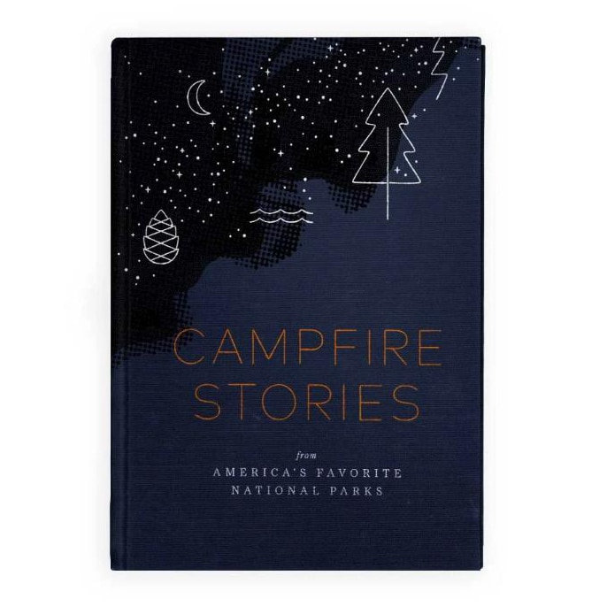 Campfire Stories Tales From America's National Parks Gift