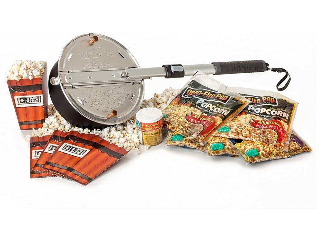 Camping Popcorn Kit