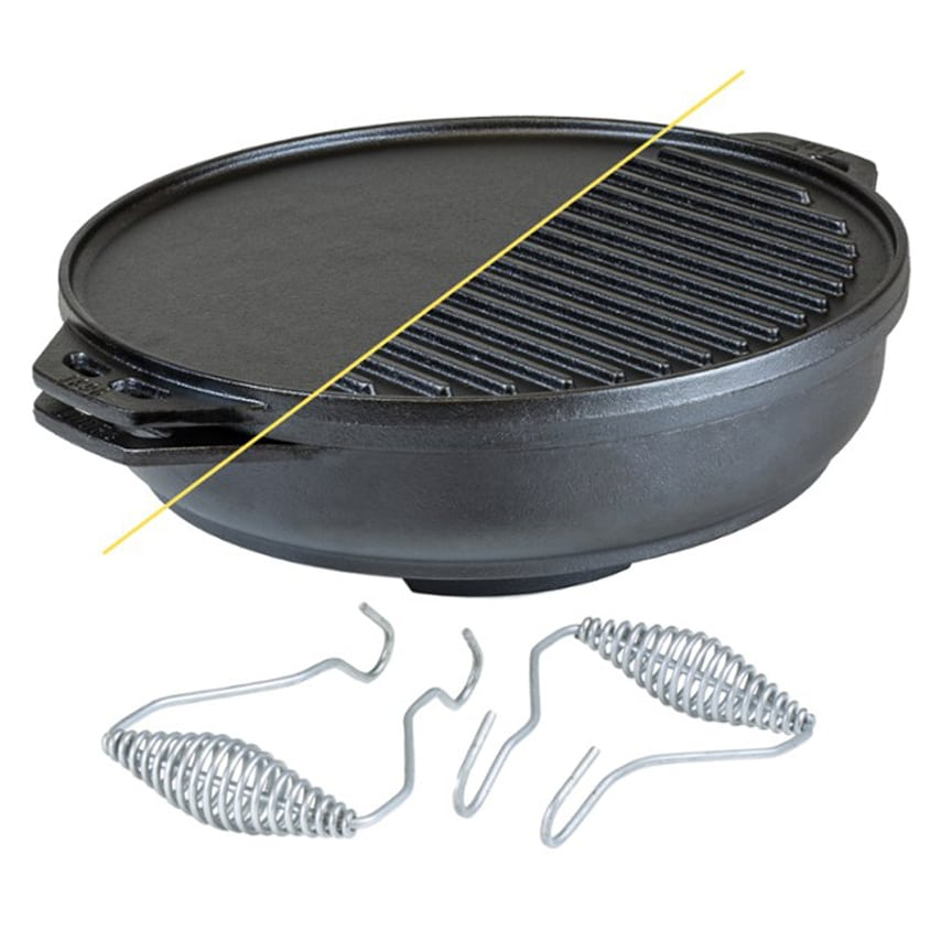 Cast Iron Cook-It-All Lodge