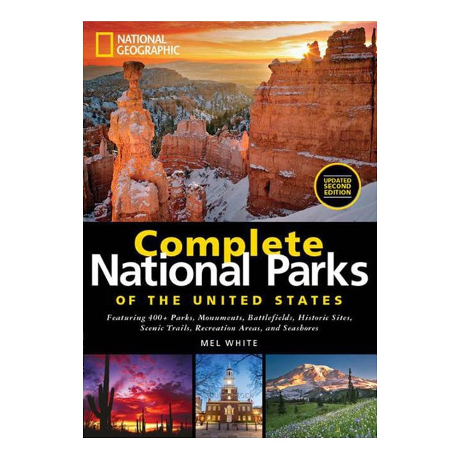 Complete National Parks of the United States Gift