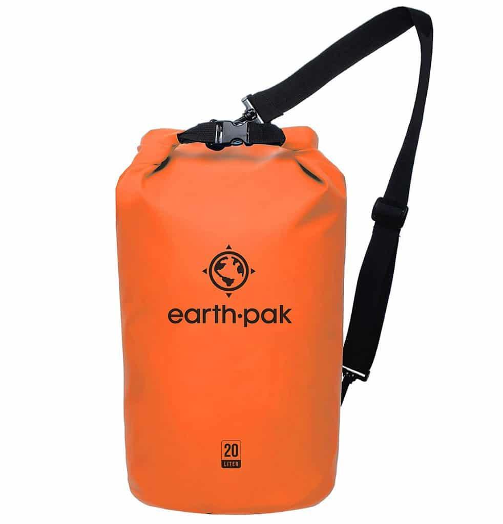 Dry Bag Earth Pak