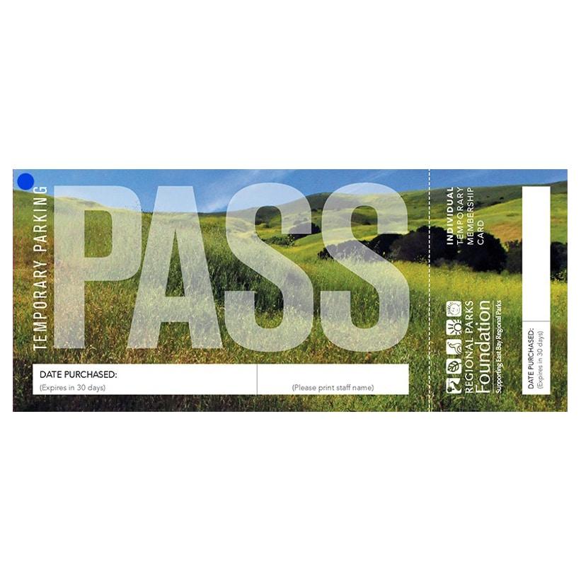 East Bay Regional Parks Foundation Individual Membership
