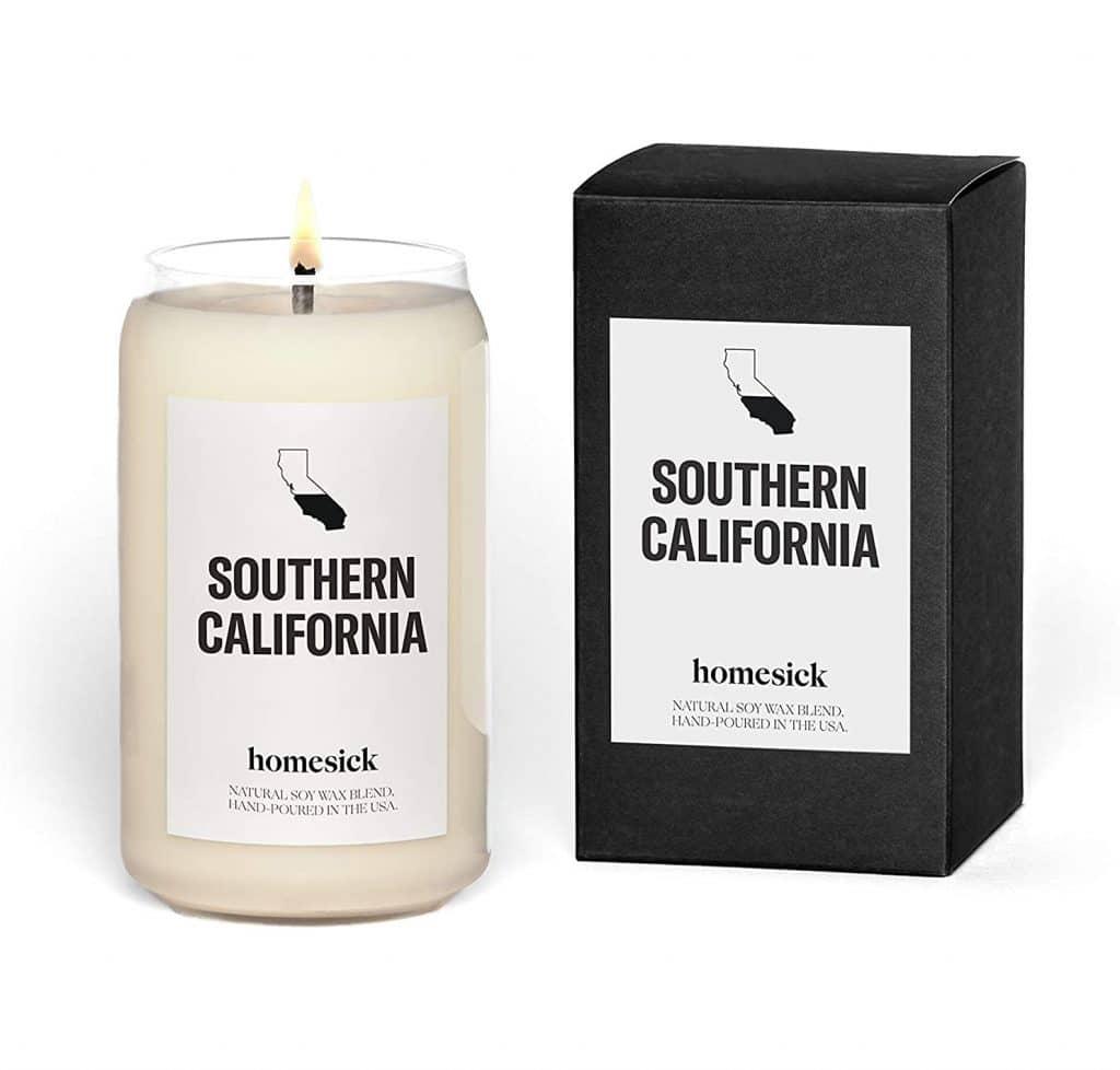 Homesick Candles Gift