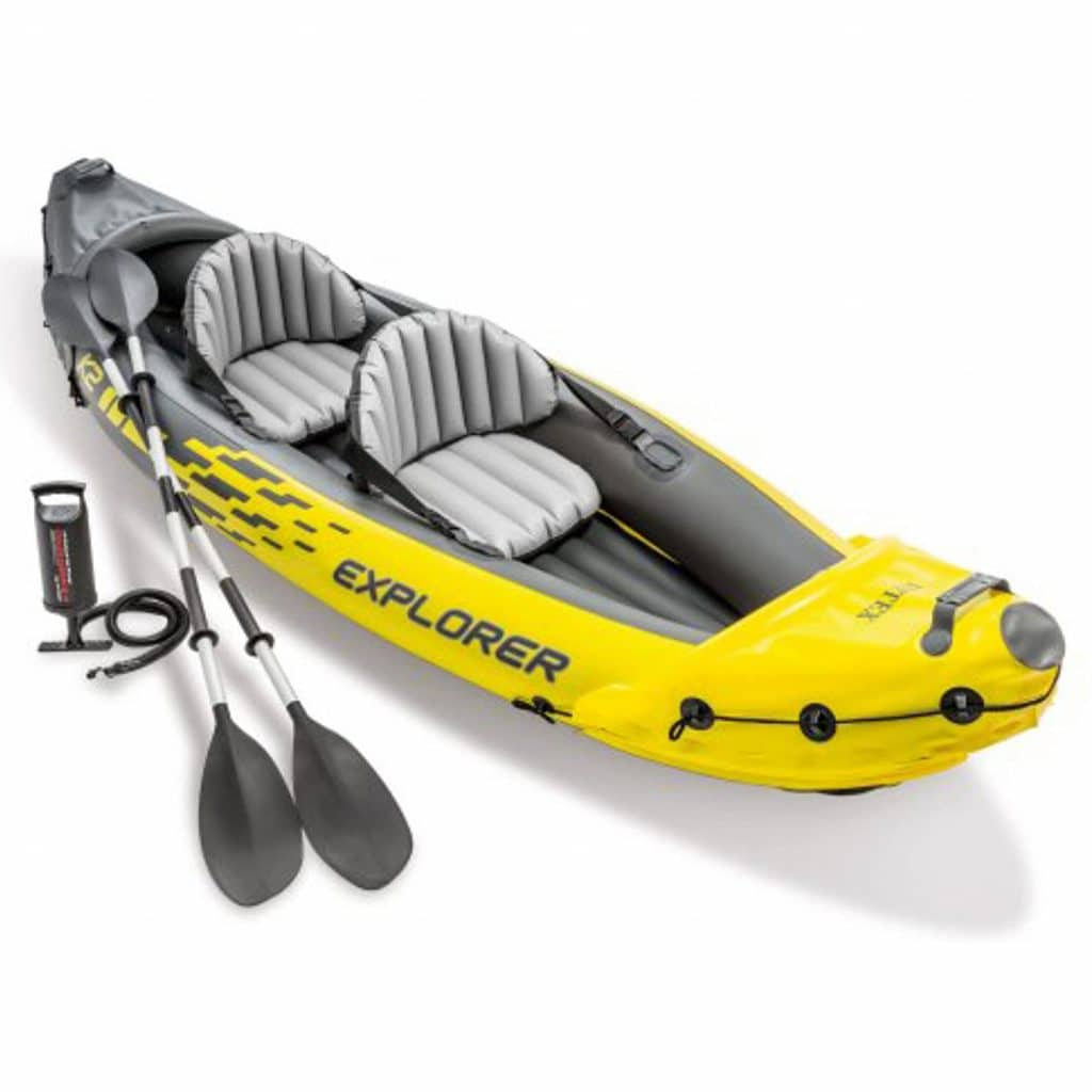 Inflatable Kayak Intex