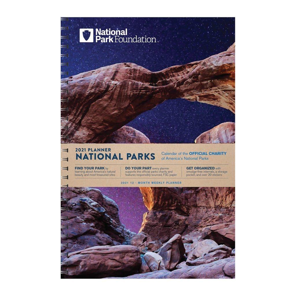 National Parks Foundation Planner Gift