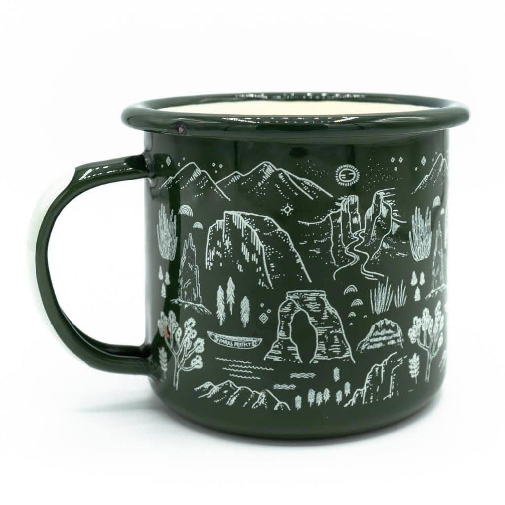 National Parks Mug Gift