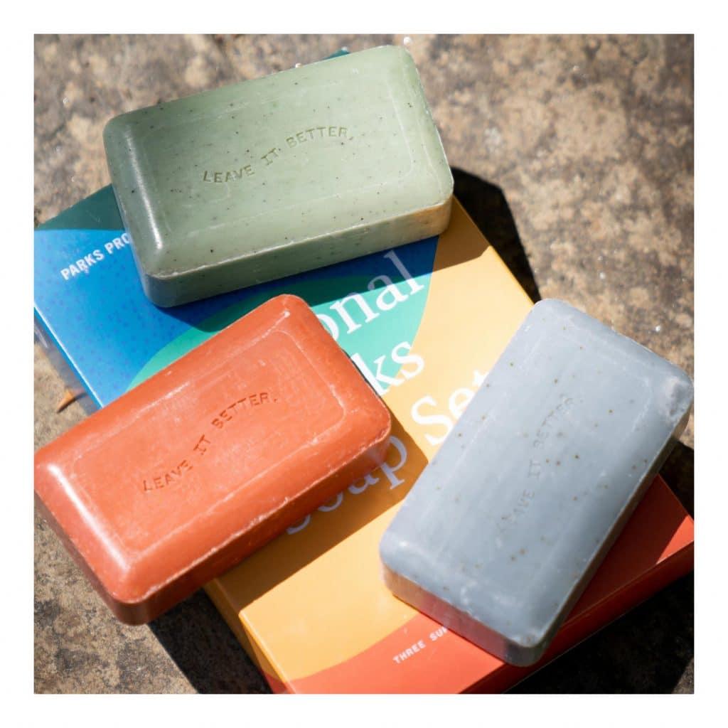 National Parks Soap Gift