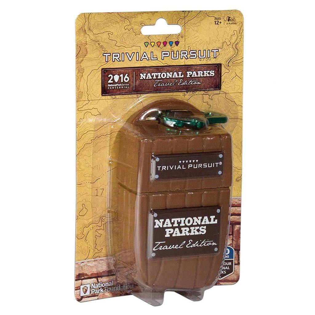National Parks Trivial Pursuit Gift