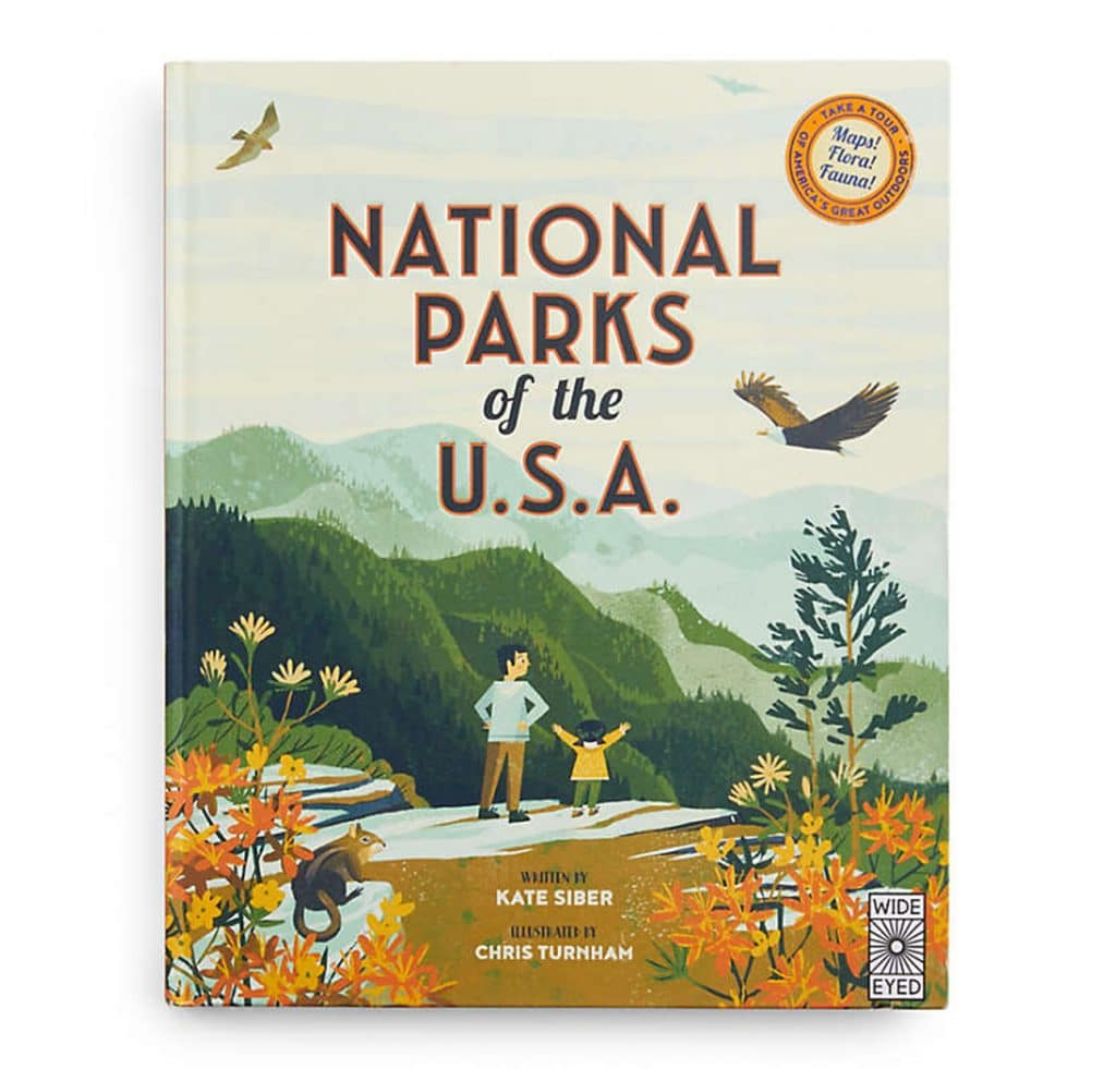 National Parks of the USA Gift