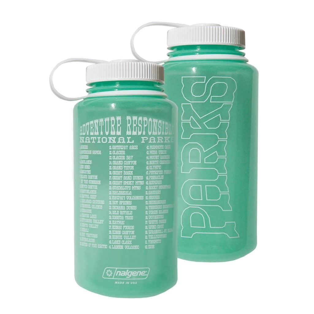 Parks Glow in the Dark Water Bottle Gift