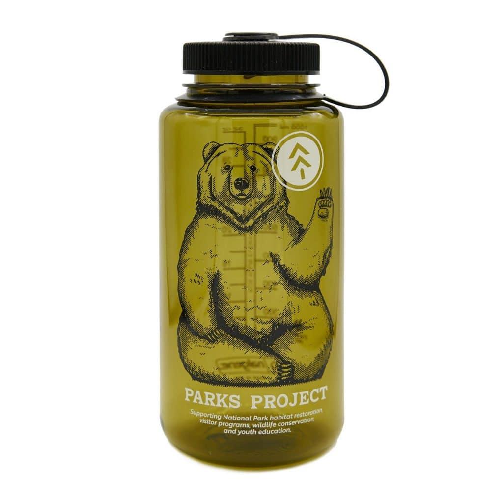 Peaceful Bear Water Bottle Gift