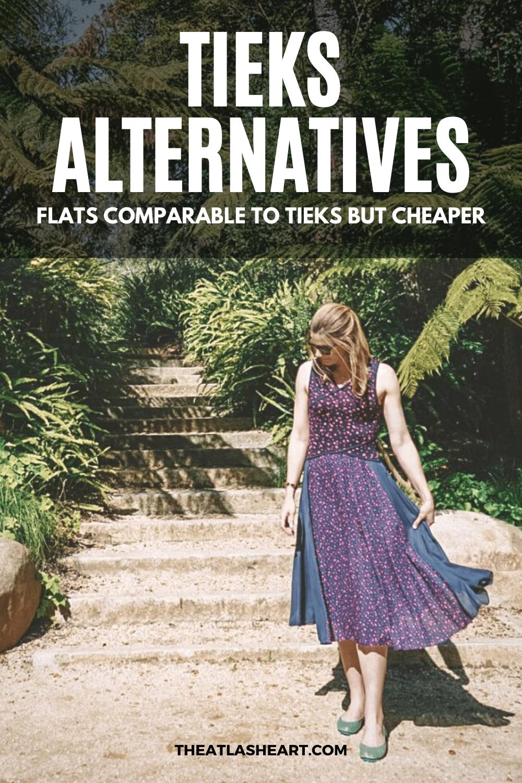 17 Tieks Alternatives: Flats Comparable to Tieks but Cheaper