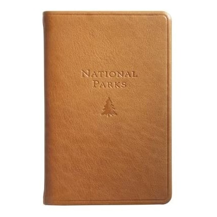 US National Parks Guide & Journal Gift