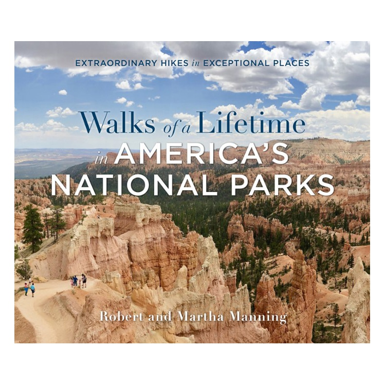 Walks of a Lifetime in America's National Parks Gift