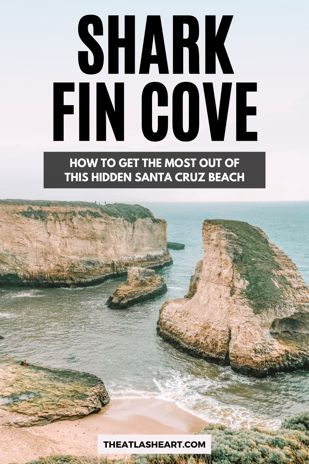 Shark Fin Cove: How to Get the Most Out of This Hidden Beach