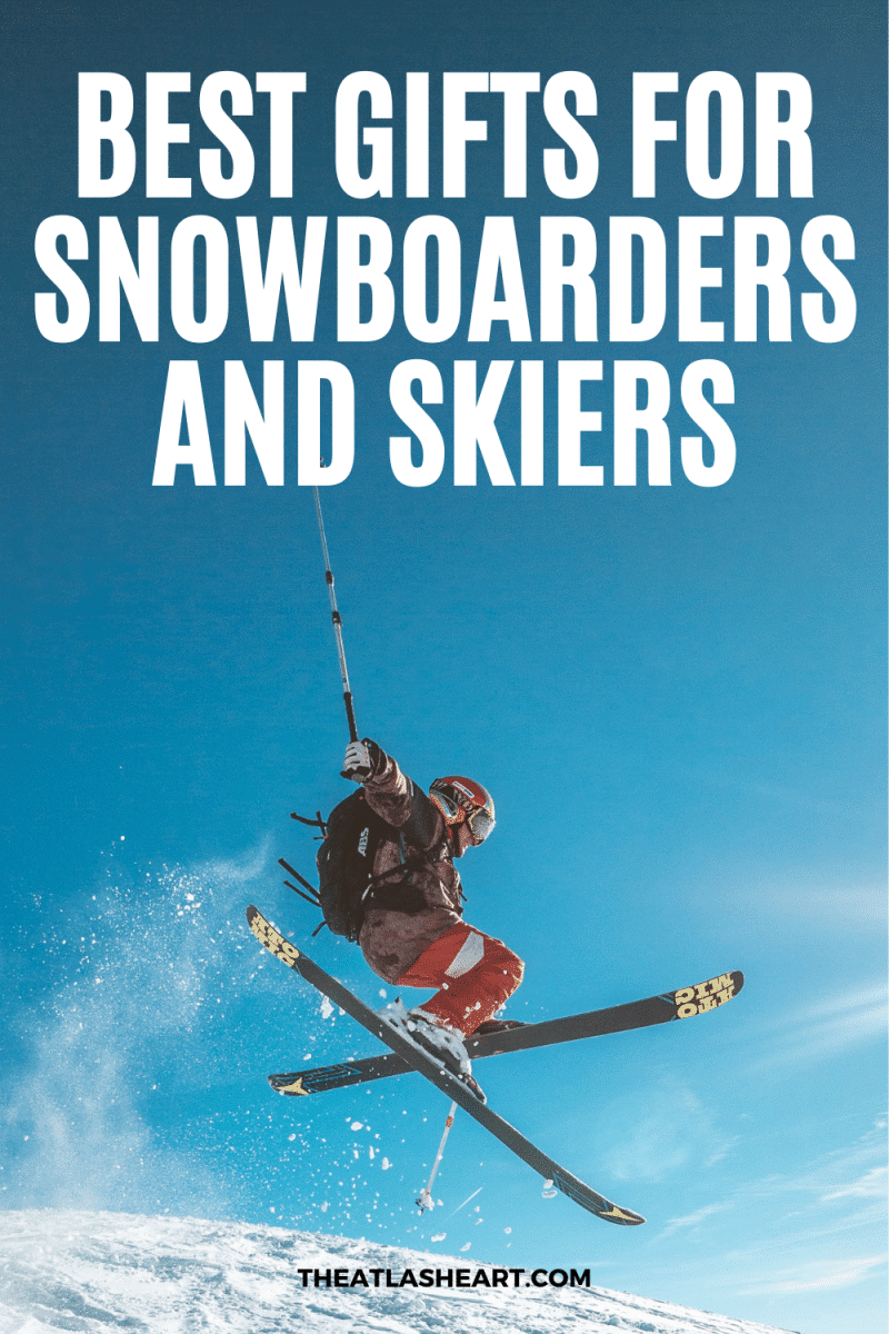 Best Gifts for Snowboarders and Skier Pin 1