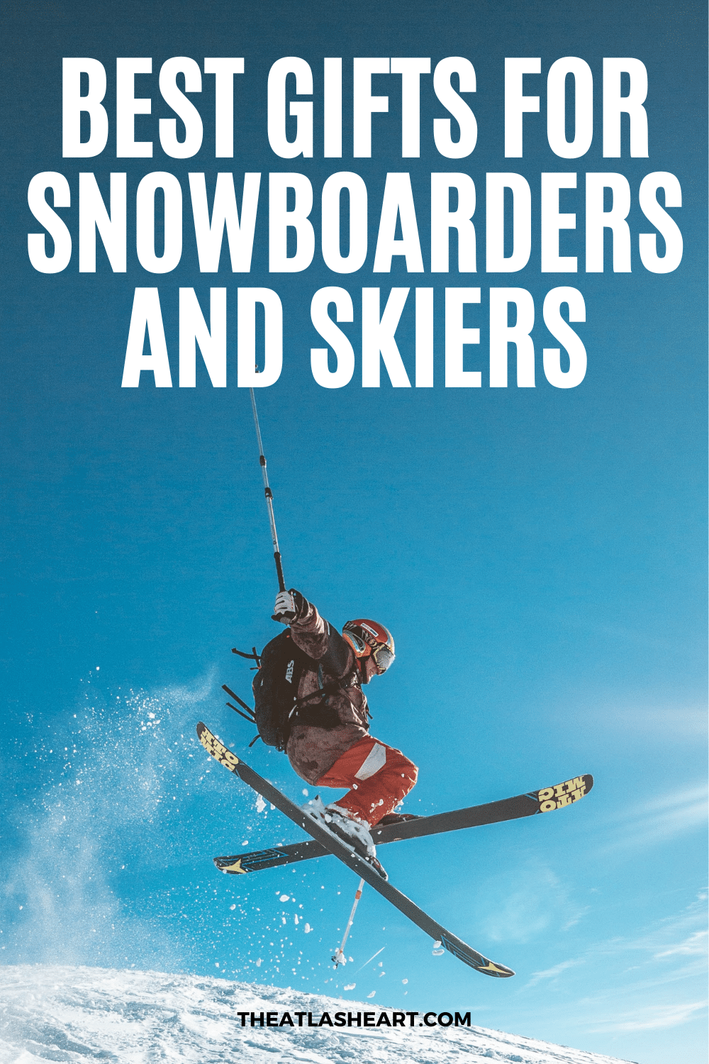 27 Best Gifts for Snowboarders and Skiers (That They'll Actually Use)