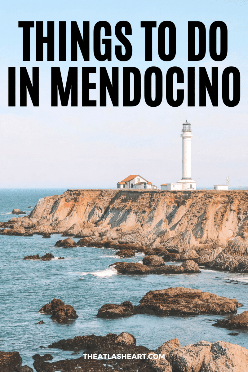 Things to do in Mendocino Pin 1