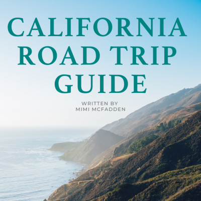 California Road Trip E-Book