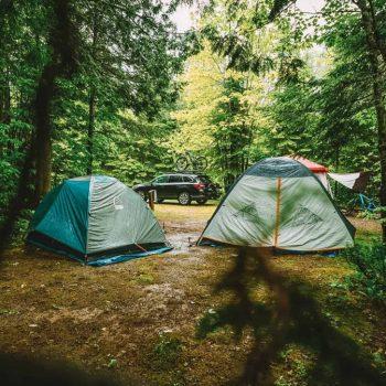 waterproof tent seams